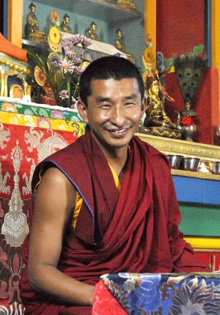 khenpo jigme portrait